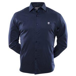 Camisa Azul 2018-0