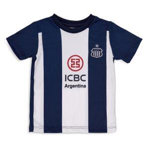 Camiseta titular bebe 2021
