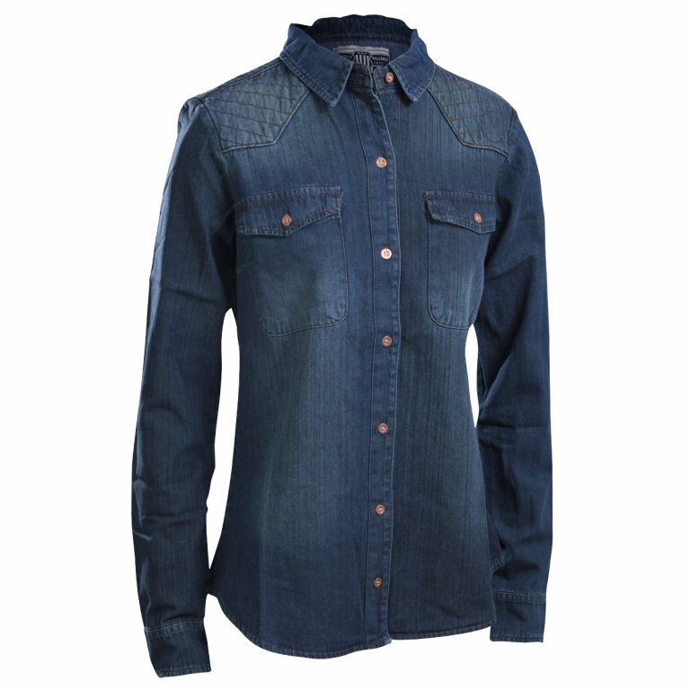 Camisa Jean Dama-0