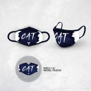 Tapabocas CAT-0
