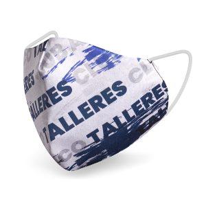 Tapabocas Talleres AZ BC