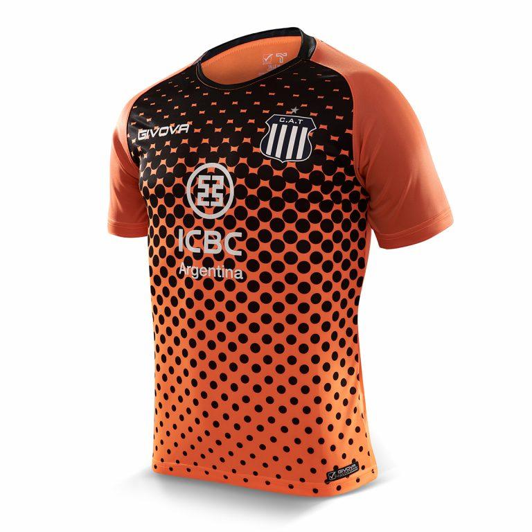 Camiseta Talleres Arquero NJ 2021 3