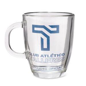 Taza vidrio T